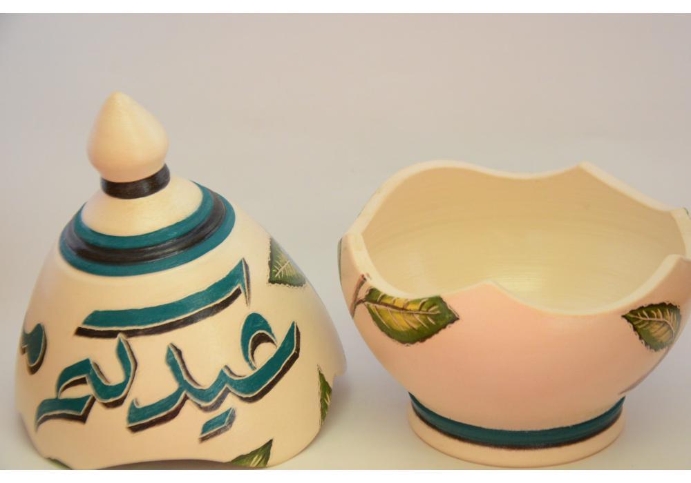 Handmade ceramic dessert bowl |Snack & Cookies bowl dates pot | Birthday gifts
