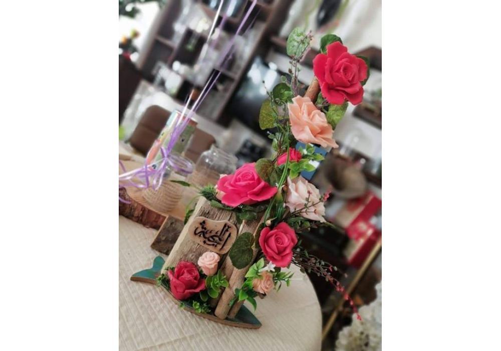 Flowers bouquet - Soap Handmade flowers |Item No.002