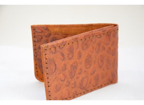 Genuine Leather Wallet for Men|Camel Color