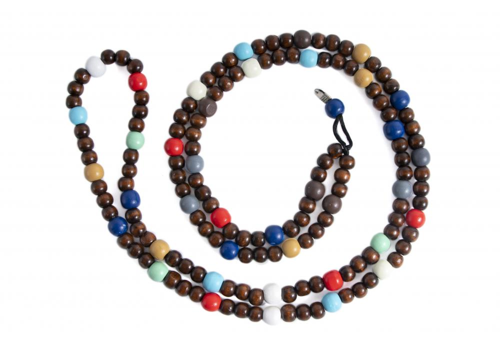 Handcrafted Bead   With Unique Colors & Stones