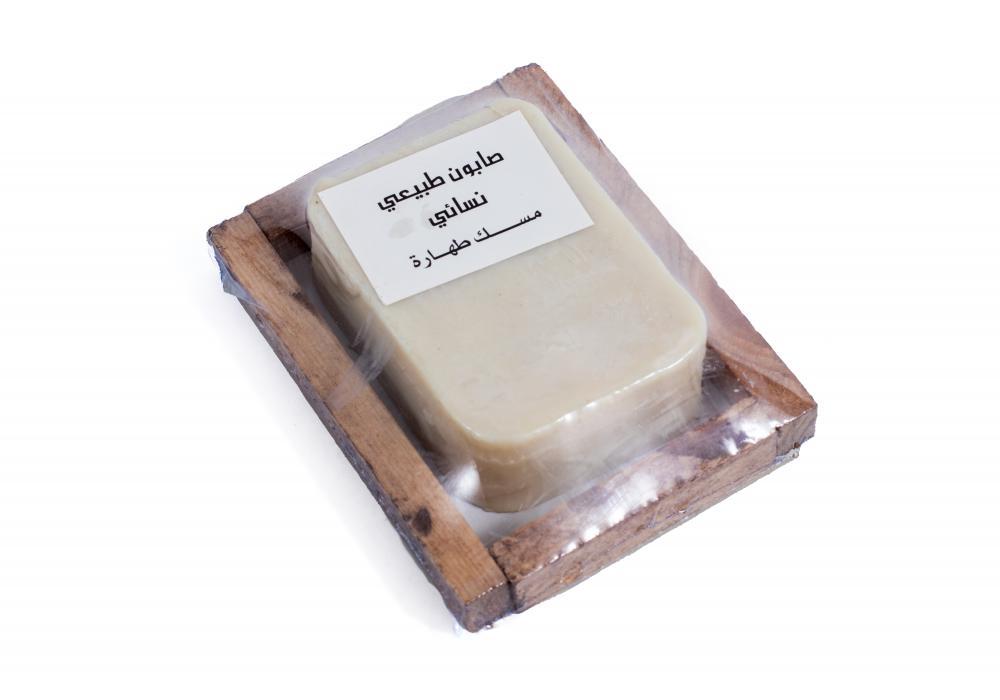 Misk Altaharah Natural Soap