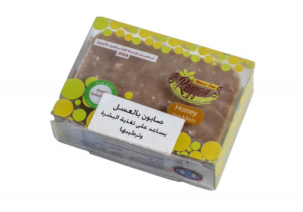 Natural Honey Soap