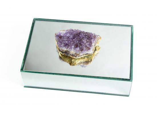 Amethyst Box | Home Decoration