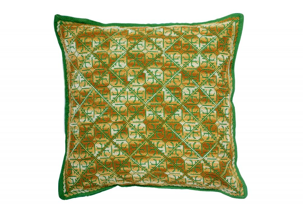 Embroidered Cushion Cover   Pillow Cases Shells for Home Sofa Chair