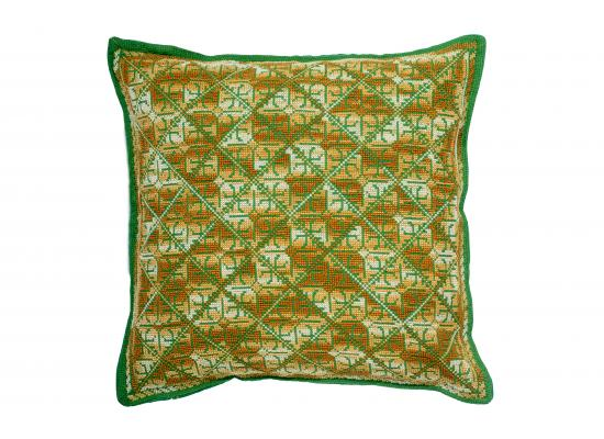 Embroidered Cushion Cover | Pillow Cases Shells for Home Sofa Chair