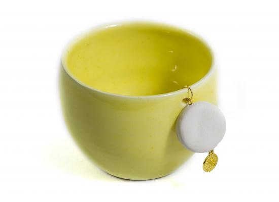 Crockery Bowl | Yellow Color