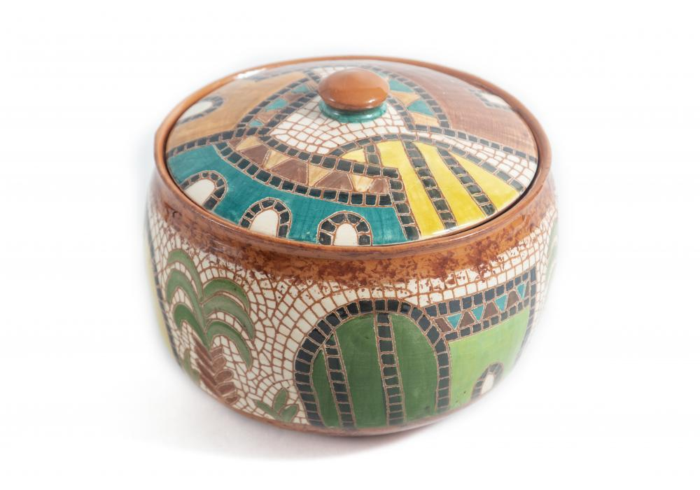 Handmade ceramic dessert bowl   Snack & Cookies bowl   dates pot  Small serving bowl   Item No.001