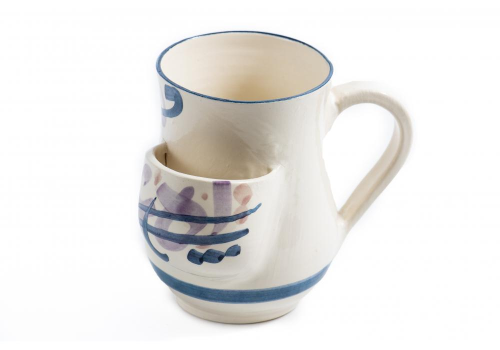 Crockery Mug   With A  Modern Touch