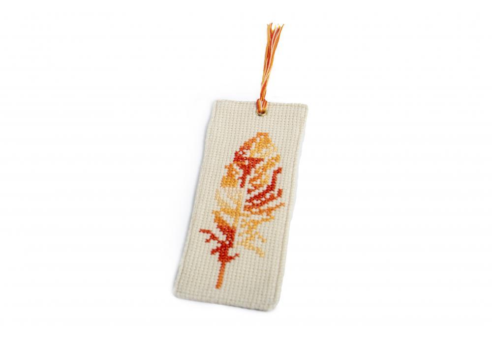 Elegant Bookmarks |Cross Stitch Bookmarks| Cute Colors | Item No.:001
