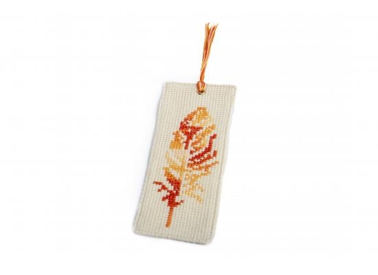 Elegant Bookmarks |Cross Stitch Bookmarks| Cute Colors | Item No.:001
