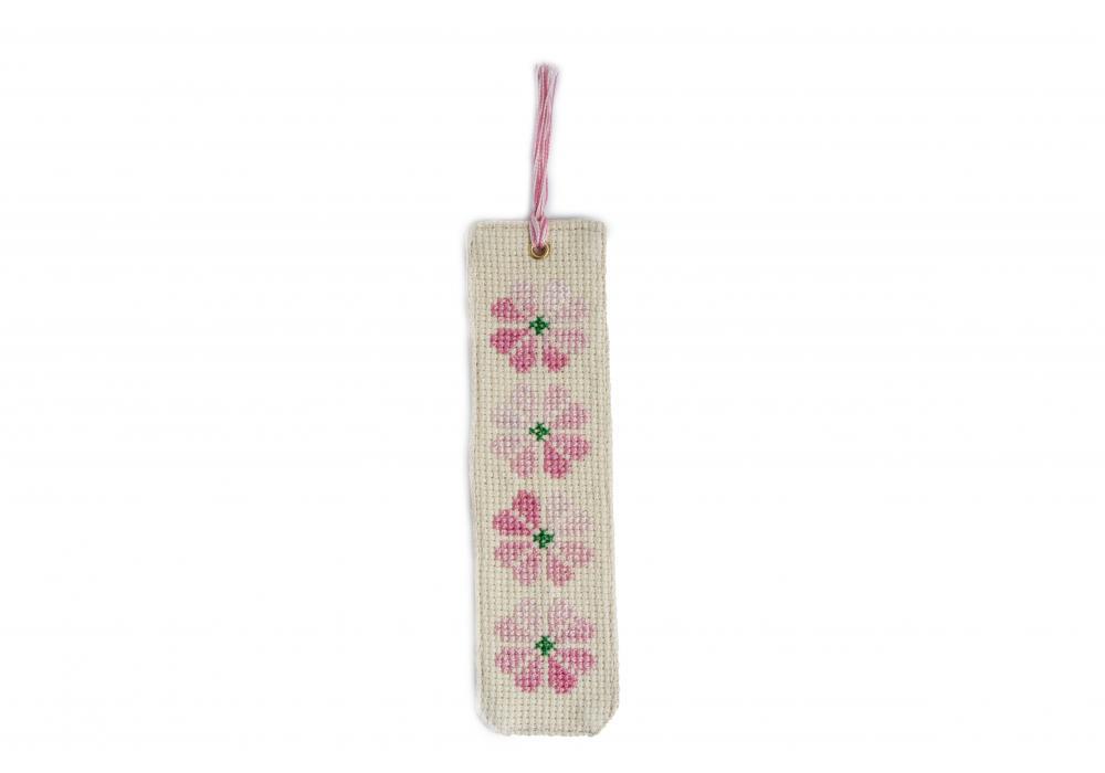 Elegant Bookmarks |Cross Stitch Bookmarks| Cute Colors | Item no.:002