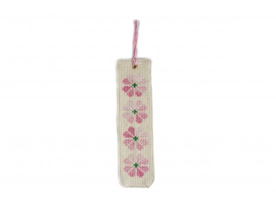 Elegant Bookmarks |Cross Stitch Bookmarks| Cute Colors | Item no.:002
