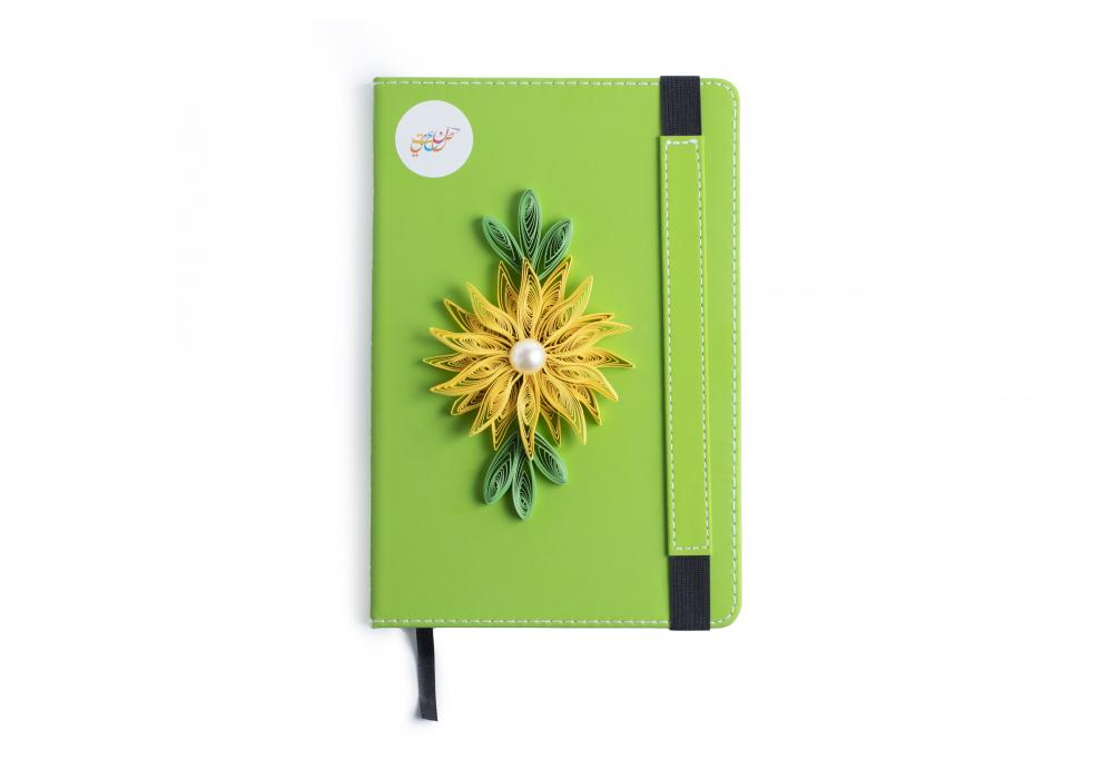 Quilling Art Notebook Ideal for Schools Gifts   Item No.004