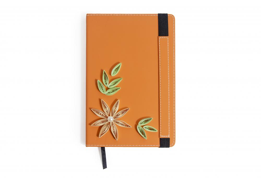 Quilling Art Notebook|Ideal for Schools Gifts | Item No.009