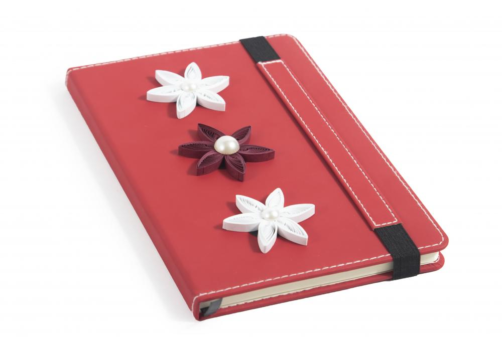 Quilling Art Notebook|Ideal for Schools Gifts | Item No.010